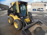 New Holland LS 170 skid steer