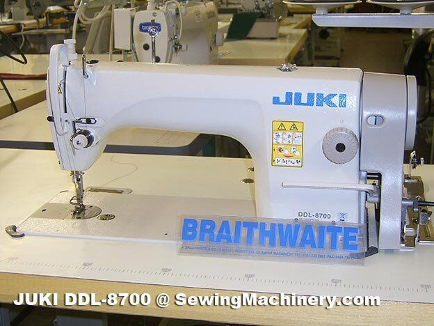 Juki DDL40 Sewing Machine Brand New £40 In Salford Extraordinary Braithwaite Industrial Sewing Machines