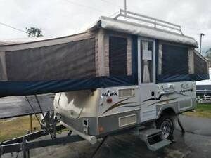 JAYCO - Hawk - OUTBACK - 2007 - 4-6 Berth wind up Camper Boondall Brisbane North East Preview