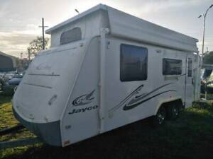 JAYCO - Sterling - 2010 - island Bed, A/C, Shower, Toilet, VGC Boondall Brisbane North East Preview