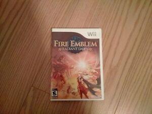 Fire Emblem Radiant Dawn Wii