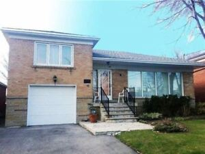 3 BR Bungalow Closer to Sheppard subway, North York City Center