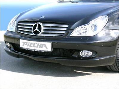 Piecha Frontspoilerlippe für CLS Serienstoßfänger (nicht AMG) Mercedes CLS W219