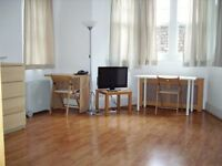 SHORT Let Lovely Self contained Studio in Fulham available now for 3 months or less £375 pw