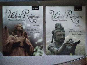 World Religions: Western & Eastern Traditions Paperback 2010