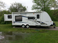 2013 Jayco Jayfeather x213 - 21ft with rear slide