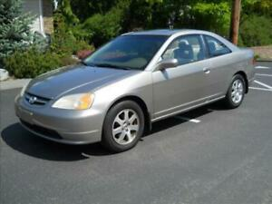 2003 HONDA CIVIC COUPE FOR SALE