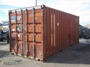 20FT SEA CONTAINER (SG160503) Kewdale Belmont Area Preview