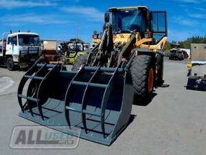 (HIRE) GP BUCKET TO SUIT LOADER WITH CATIT PICKUPS (AU17GRAPPLECATIT-1 Kewdale Belmont Area Preview