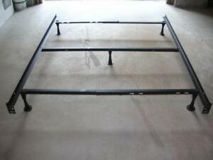 NEW & USED METAL BEDFRAMES --- BASES DE LIT EN METAL NEUF & USAGEE
