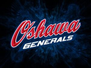 Oshawa Generals Tickets Oct .21st Game