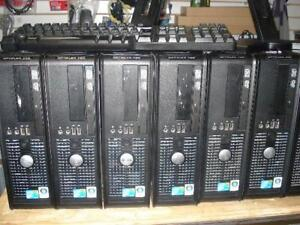 Price reduced for used Desktop--Dell, HP, intel dual cor, i3, i5
