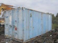 20FT SEA CONTAINER (SG160404) Kewdale Belmont Area Preview