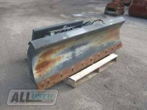 (HIRE) HYD LEVELLING PUSH BLADE TO SUIT BOBCAT/SKIDSTEER (SB180602) Kewdale Belmont Area Preview