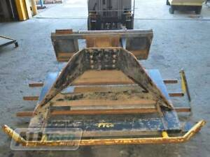 (HIRE) SAND LEVELING BAR TO SUIT SKID STEERS (GS110319-1) Kewdale Belmont Area Preview