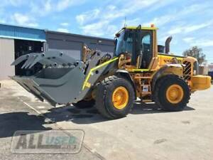 (HIRE) GP BUCKET TO SUIT VOLVO/EURO PICKUPS (AU17GRAPPLEEURO-1) Kewdale Belmont Area Preview