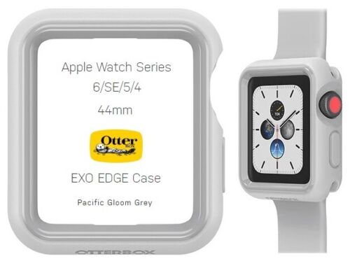 OtterBox EXO EDGE Case for Apple Watch Series 6/SE/5/4 (44mm) Pacific Gloom Grey