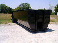 Cal-Waste: Dumpster Bin Rental for $290.00 Call 403-922-9334