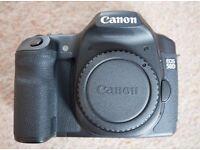 Canon 50d mint, lower shutter count