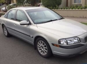 1999 Volvo S80 T-6 Sedan GREAT DEAL!!