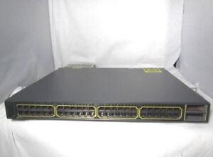 Cisco Catalyst 3750-E