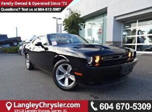 2016 Dodge Challenger SXT *ACCIDENT FREE*ONE OWNER*LOCAL BC CAR*