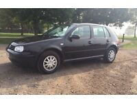VW Golf SE Automatic 1.6 2003 Spares Or Repair