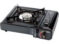 Portable gas stove cooker