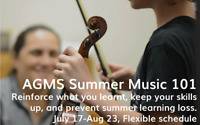 Summer Music Lessons in Royal Oak