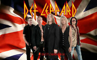 Def Leppard Tix (with guests Styx and Tesla)