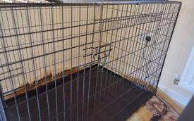 XL 2 Door Dog Cage