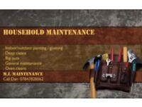 M.I Maintenance