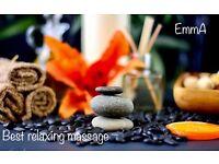 NEW holistic massage by Emma
