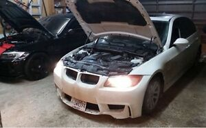 2008 BMW 3 series 1M conversion
