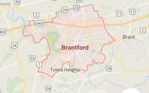 Wanted:  2 Bedroom Apartment, No Stairs, Brantford