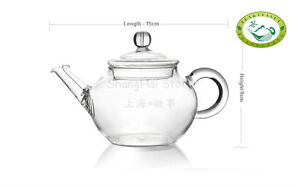 Glass-Teapot-Heat-Resistant-For-Chinese-tea-250ml-8-5oz