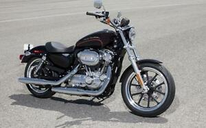 NEW 2016 HD XL883L SPORTSTER SUPERLOW