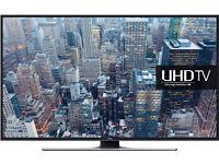 55'' SAMSUNG SMART 4K ULTRA HD 3D LED TV. UE55JU7000. BUILT FREEVIEW HD/FREESAT HD. WIRELESS