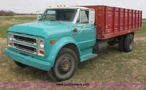 Chevolet/GMC 1967-1972 C50 (3 ton) trucks