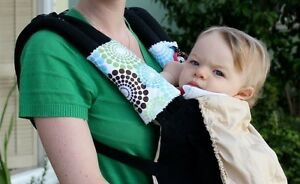 Brand New & Homemade Drool/Suck Pads for baby carriers!