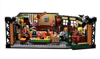 LEGO Ideas Central Perk 21319 * Friends The Television Series *BRAND NEW IN BOX*