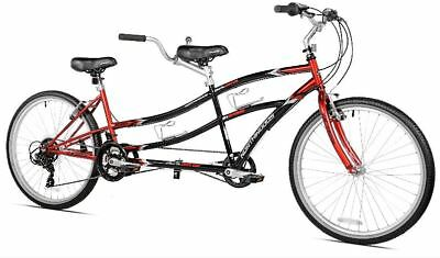 Tandem Bike Bicycle Beach Cruiser 26