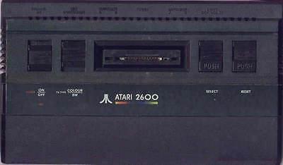 All black UK/Eire model 2600. Note spelling of Colour