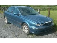 JAGUAR X-TYPE 2.5 *BREAKING*