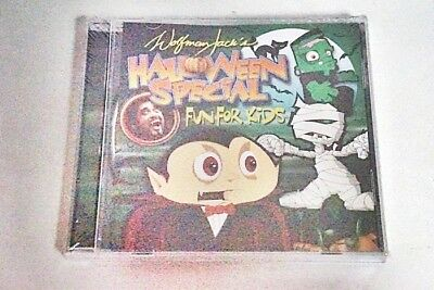 WOLFMAN JACK'S HALLOWEEN SPECIAL FUN FOR KIDS 2007 CANADA - Wolfman Jack Halloween Special