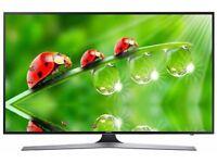 """SAMSUNG 55"""". 55MU6100 SMART 4K HDR LED TV BUILT IN WIFI"""
