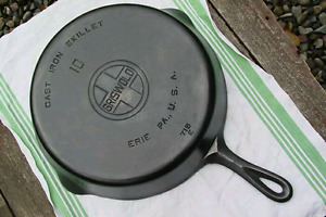 Wanted: Vintage Cast Iron Cookware