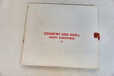 COUNTRY KKO KKO'S HAPPY CHRISTMAS - Country Christmas Import