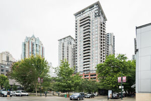 ^^Central Downtown Vancouver - Yaletown - 1 Bed Fully Furnished