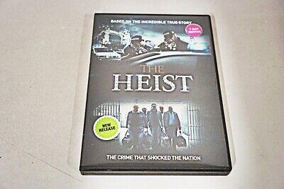 THE HEIST 2016 DVD